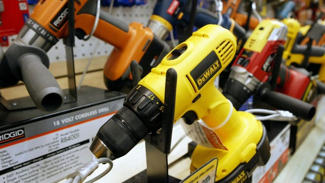 Home Depot Wants to Sell You Tools That Require Bluetooth Activation
