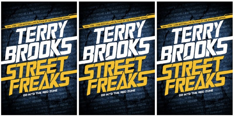 The cover of Street Freaks.