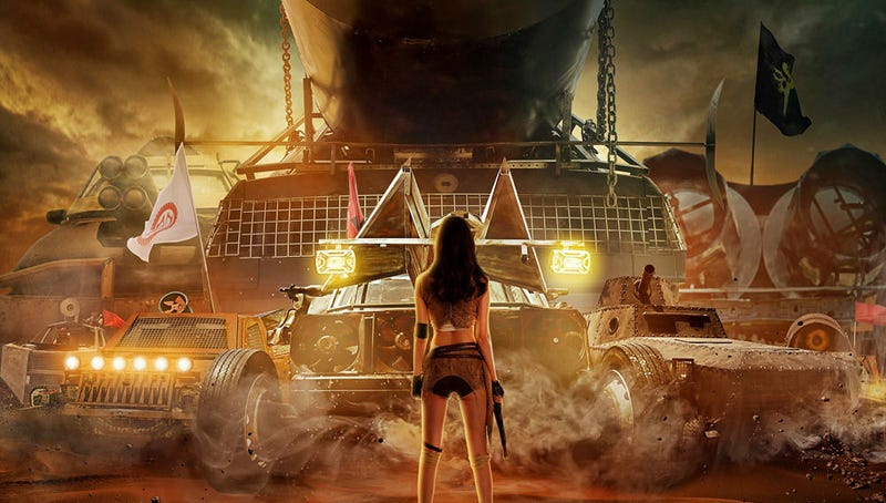 Illustration for article titled Mad SheliaIs the Chinese Mad Max Ripoff of Your Dreams
