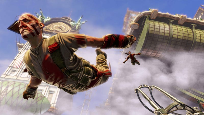 Illustration for article titled BioShock Infinite Plunges Out of the Sky October 16