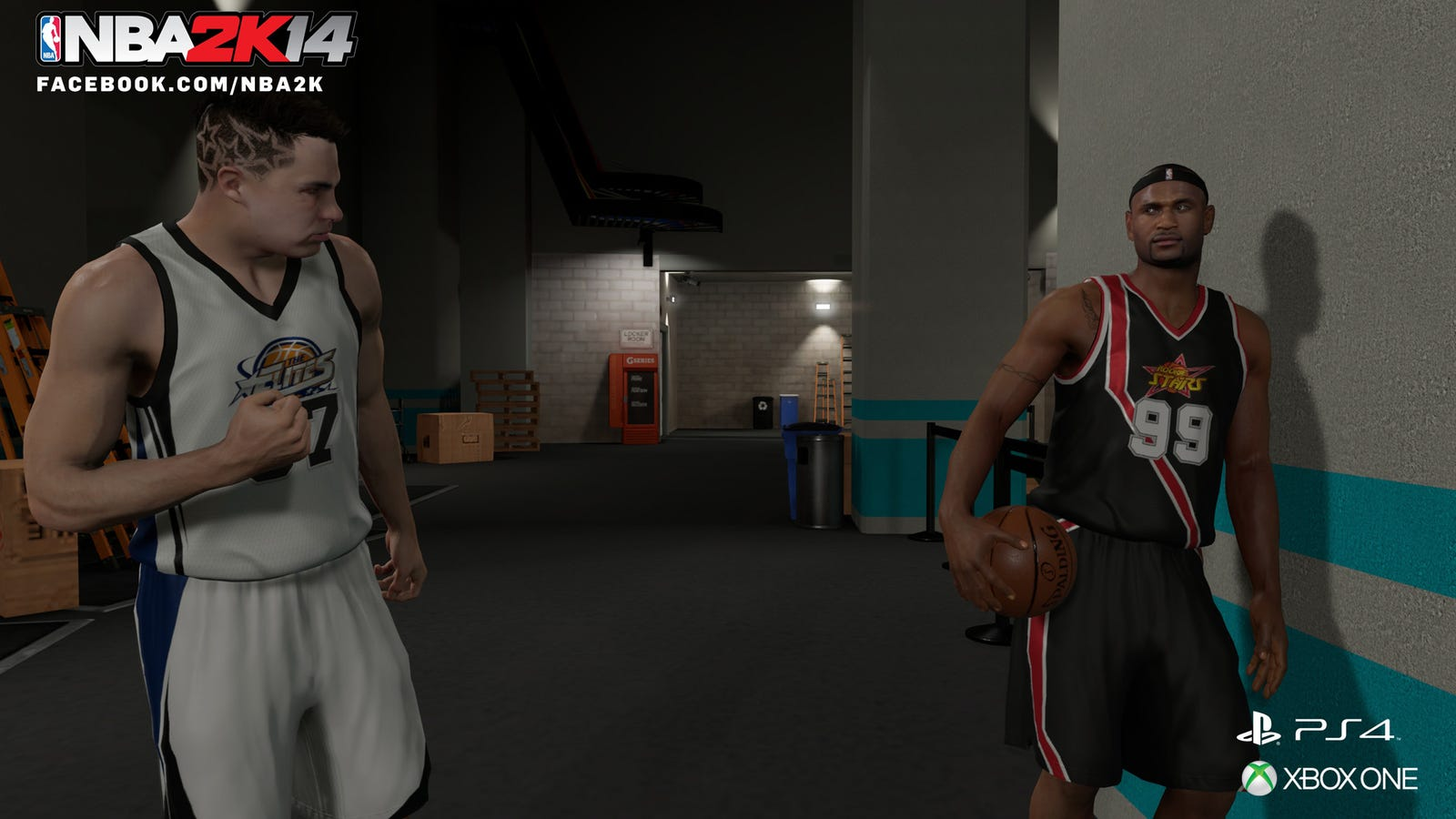 NBA 2K14 Keeps Crashing, but 2K Sports Says It Knows What's