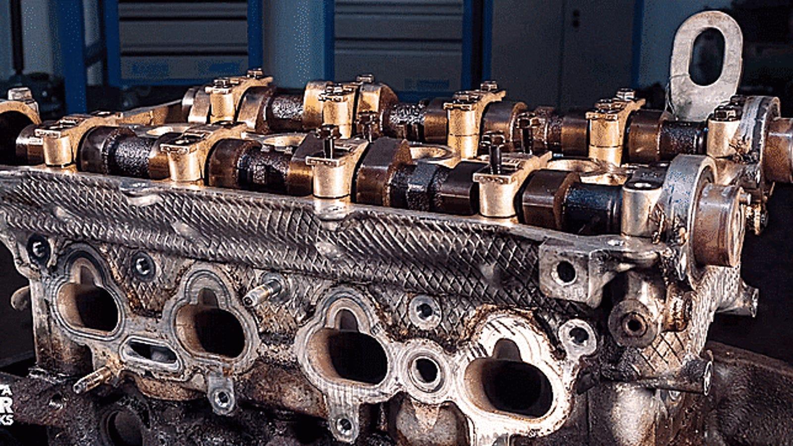 This Gorgeous Stop-Motion Teardown Of A Miata Engine Is