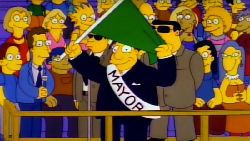 (Photo: The Simpsons)