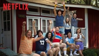 I Can't Stop Watching The <i>Wet Hot American Summer</i>