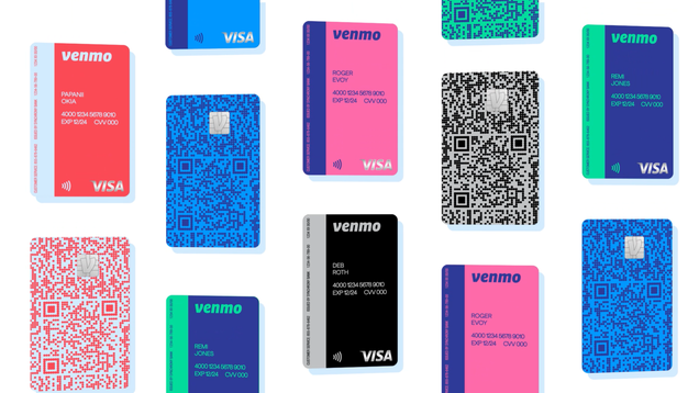 Venmo s New Credit Card Seems Incredibly Fine