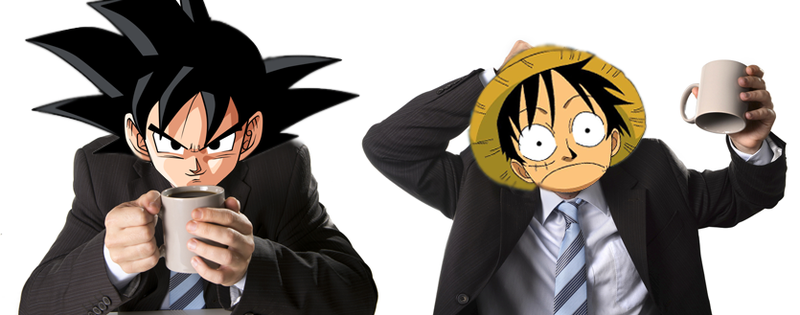 Illustration for article titled One Piece's and Dragon Ball's Creators Talk About Not Sleeping