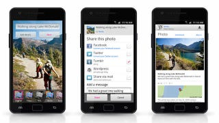 Illustration for article titled Flickr Introduces Android App, Releases Photo Sessions Feature for Browsing Photos with Friends