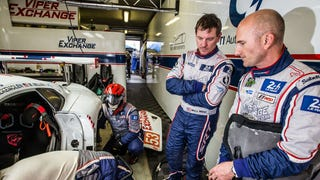 Eight things you learn as a rookie racer at Le Mans