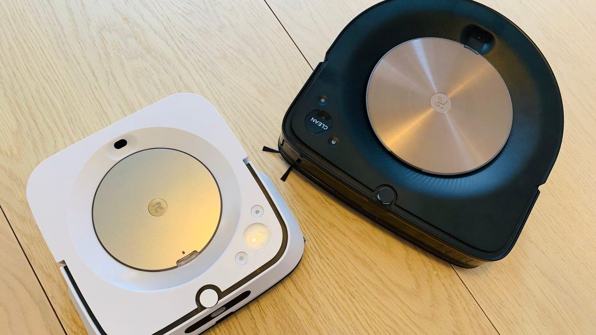 Hands On: iRobot Roomba s9+ and Braava Jet M6