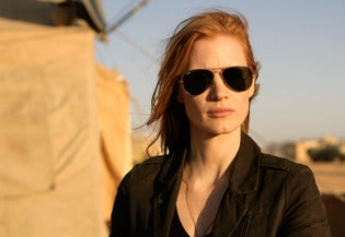 Illustration for article titled Jessica Chastain talked with Marvel?!
