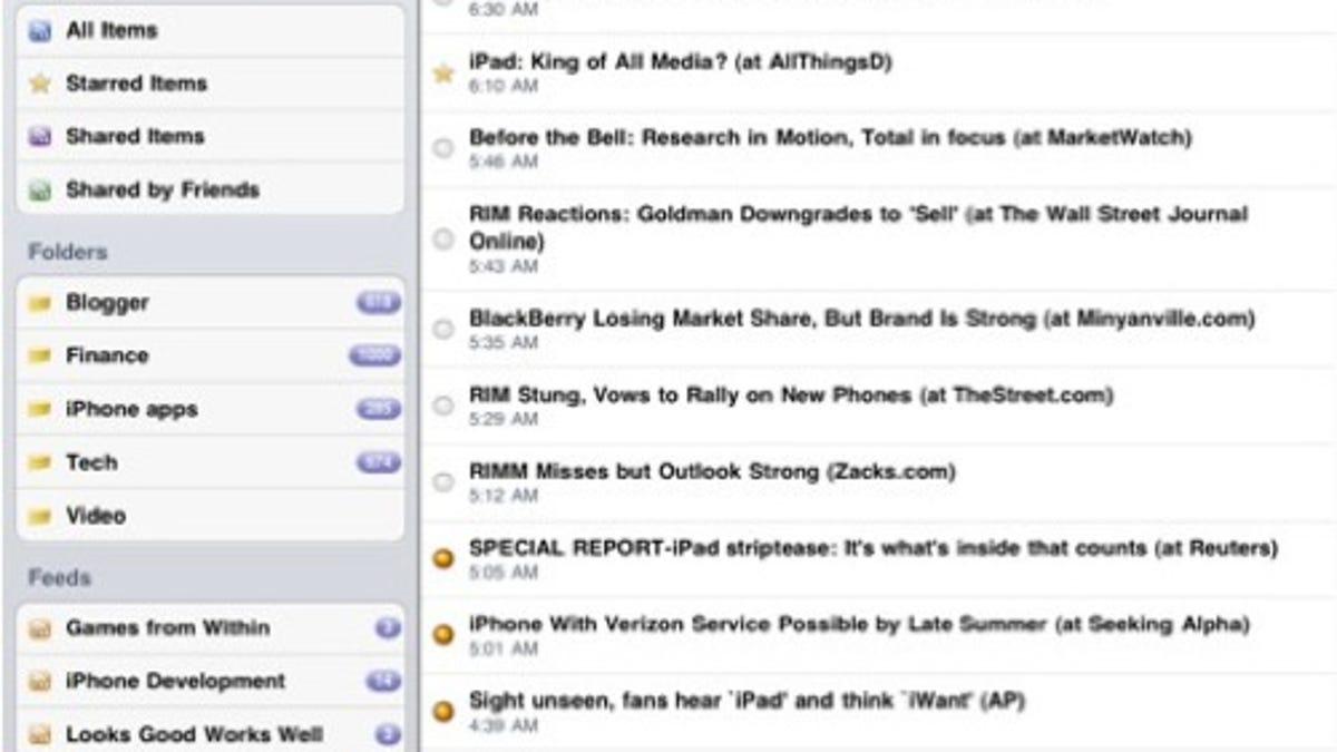 Gizmodo's Essential iPad Apps