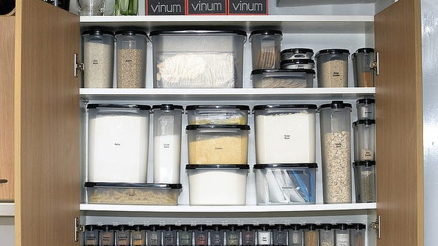 Food Storage Containers Guidelines For Small And Big Kitchens