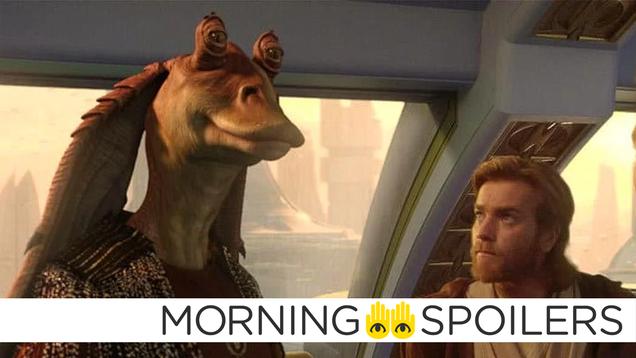 Updates From Obi-Wan Kenobi, Naomi, and More