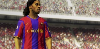 "Illustration for article titled First Look At FIFA 09, PS3 Gets Exclusive ""Game Mode"""