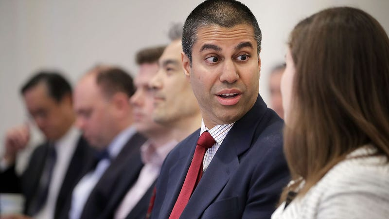 FCC's Pai Confirmed to New Term