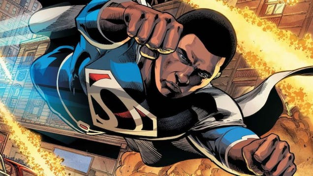 Ta-Nehisi Coates  Superman Movie Could Be a Period Piece