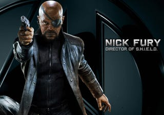 Illustration for article titled A thought on Nick Fury (duh, spoilers)