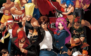 Illustration for article titled The King Of Fighters XII Gets Pricing Beatdown From Japanese Retailer
