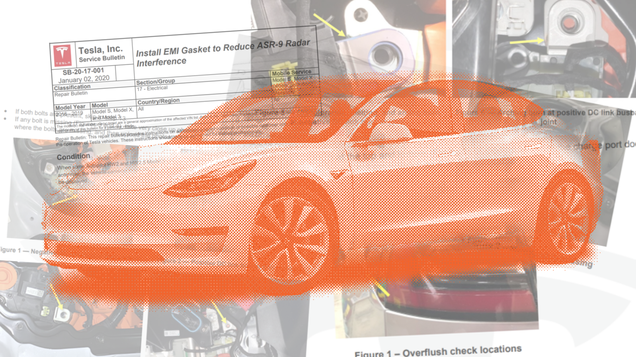 Hammering Panels And Installing Missing Suspension Bolts: Tesla s Repair Guidelines Are Insight Into Its Manufacturing Problems