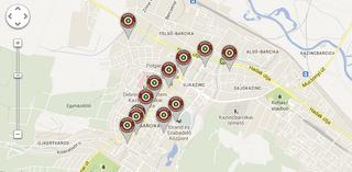 Illustration for article titled Egy köpésnyire osztották a trafikokat Kazincbarcikán