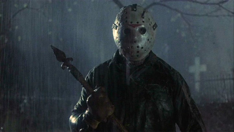 Jason Vorhees is ready for his close-up.