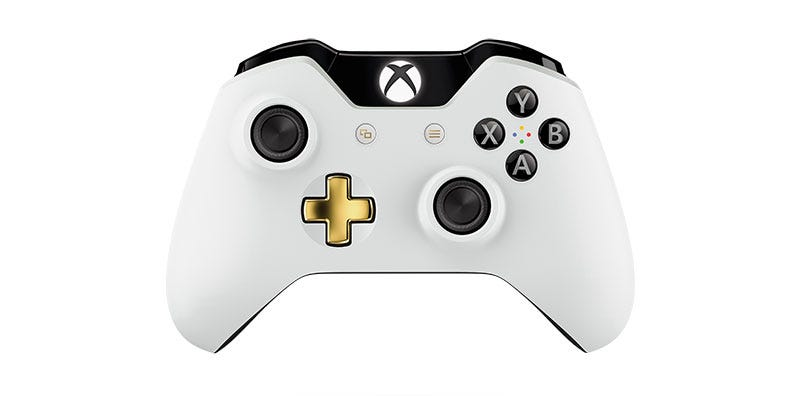 Illustration for article titled New Xbox One Controller Is Gorgeous