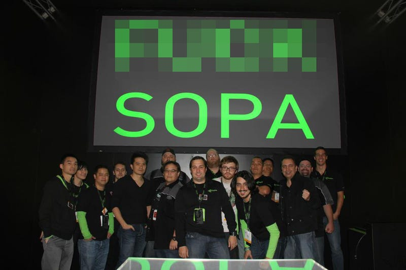 Illustration for article titled This is What Razer Thinks of SOPA
