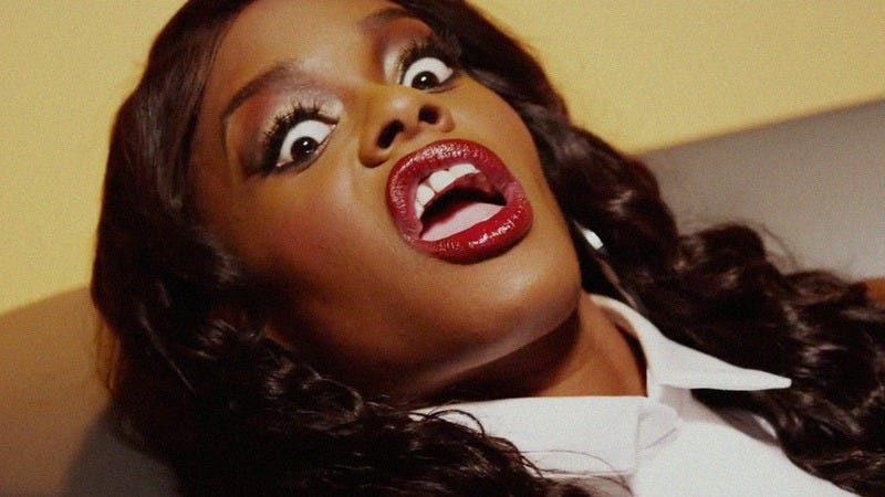 Illustration for article titled Azealia Banks now feuding with entire nation of Australia
