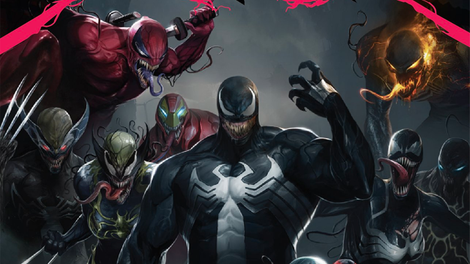 Marvel's Venom Comic Is a Disturbing Love Story About Emotional
