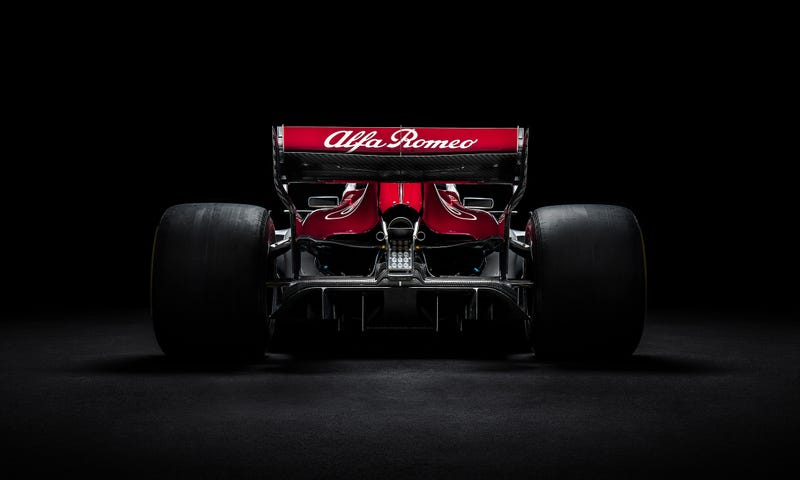 Illustration for article titled Alfa Romeo's Glorious Return To Formula One Is Here