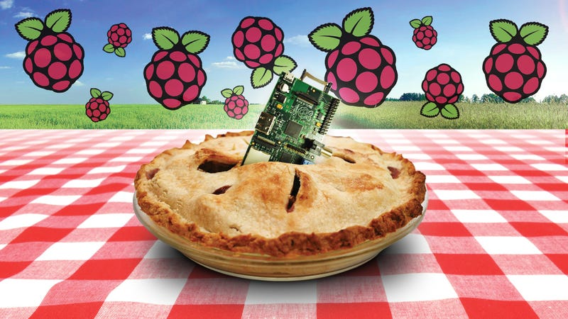 Show Us Your Raspberry Pi Project