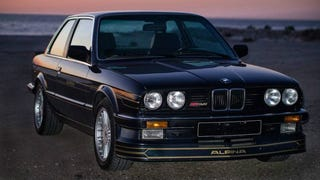 Illustration for article titled You Can Buy The Only BMW E30 Alpina B6 In America