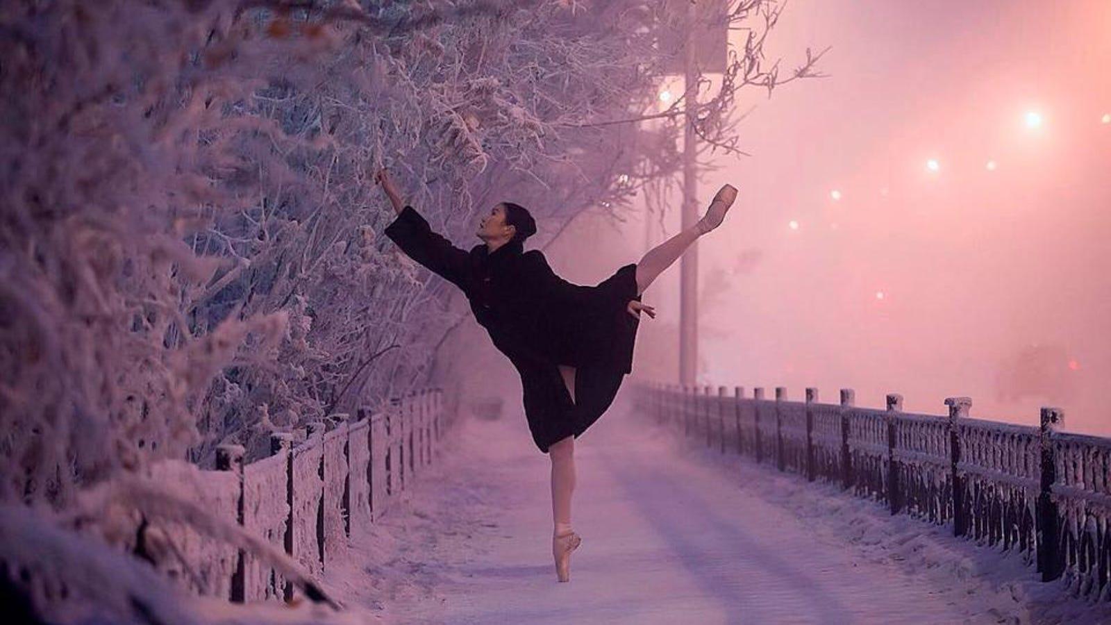 Así es vivir a 62 grados bajo cero. Las temperaturas de este pueblo ruso han bajado tanto que han roto los termómetros