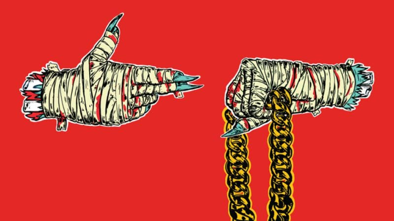 Illustration for article titled Download the new Run The Jewels album right now for free