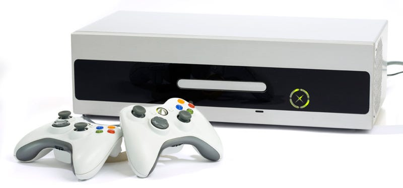 Illustration for article titled The Xbox Elegant Edition