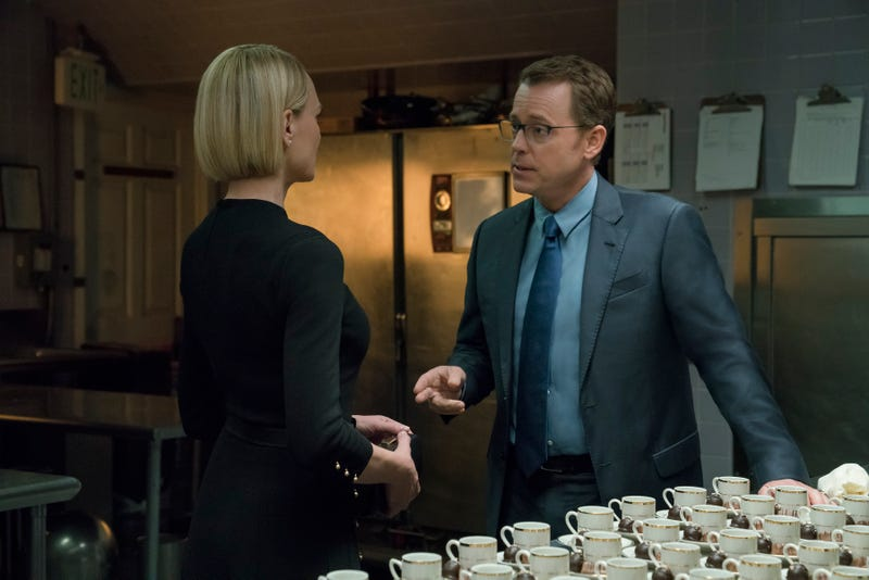 Now At The Center Of House Of Cards Claire Underwood Remains An Enigma