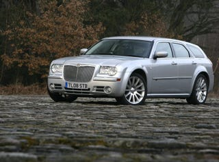Chrysler 300 Wagon >> The 300c Touring Is The Most Jalop Car You Ve Never Heard Of