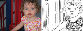 Make A Fun Coloring Book Out Of Family Photos With Photography Blog Fototillers Simple Three Step Tutorial All You Need Is Photoshop Or Similar