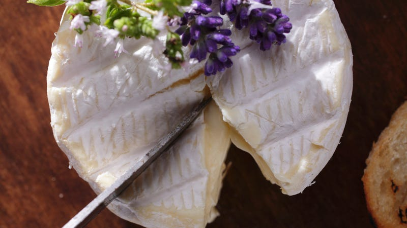 Camembert for your cake topper (Photo: Frank Weymann, StockFood Creative/Getty Images)