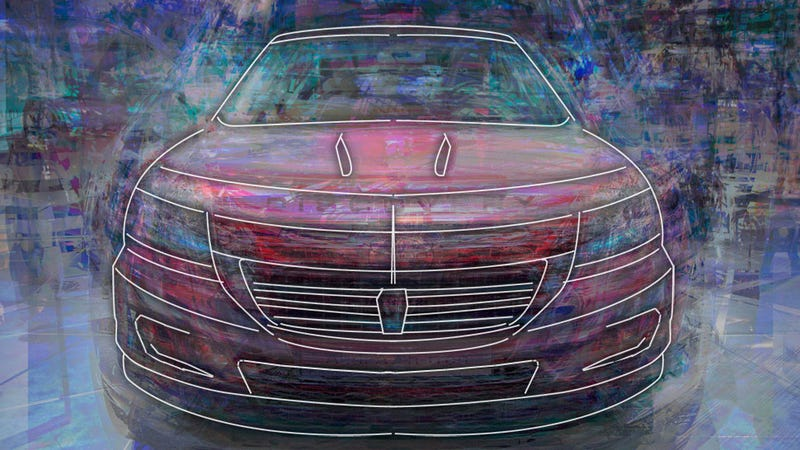 Illustration for article titled This Is What The Average Car Looks Like In 2014