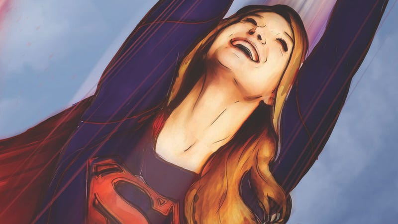 Illustration for article titled Supergirl's Great New Comic Feels Exactly Like the TV Show