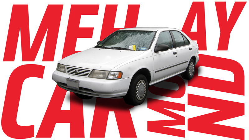 Illustration for article titled Meh Car Monday: The Empty Scent Of The Sentra