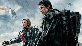 Illustration for article titled Edge Of Tomorrow Is The Movie Other Action Movies Wish They Could Be