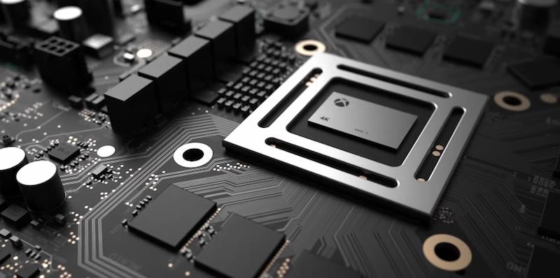 Illustration for article titled Microsoft Reveals Xbox Scorpio's Impressive Specs
