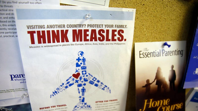 Illustration for article titled Washington County With High Rate of Unvaccinated Children Is in the Middle of a Measles Outbreak