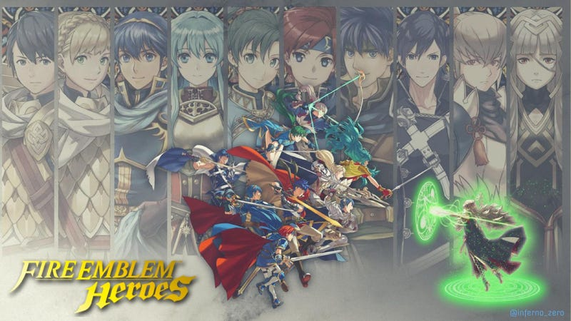 Illustration for article titled Let's Talk About Fire Emblem Heroes' New Modes