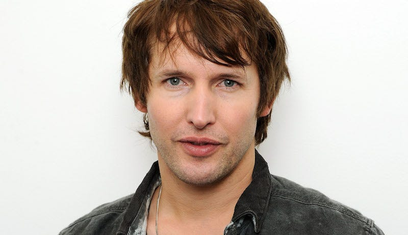 Illustration for article titled James Blunt Shows Off His Tiny Sausage