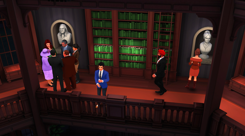 Illustration for article titled After Ten Years, SpyParty Will Finally Be On Steam Next Week