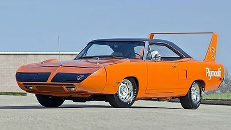 these two barn find plymouth superbirds are going to sell for all