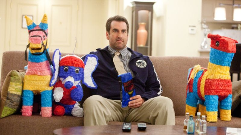 Illustration for article titled Rob Riggle